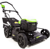 corded lawn mower m