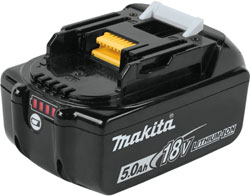 makita lxt 18v 5ah battery