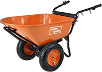 superhandy electric wheelbarrow m